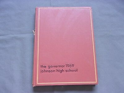 Yearbook Annual Johnson High School 1969 St Paul Minnesota The Governor