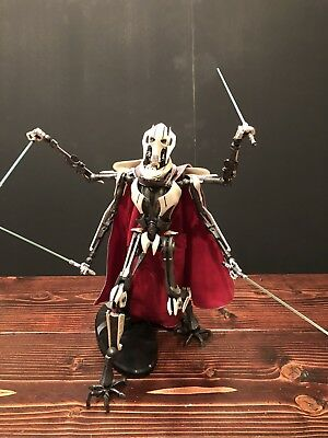 Star Wars Sideshow Collectibles Exclusive 1:6 Scale - General Grievous