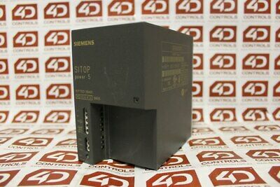 Siemens 6EP1333-2BA00 Sitop Power Supply 120/230VAC - Used