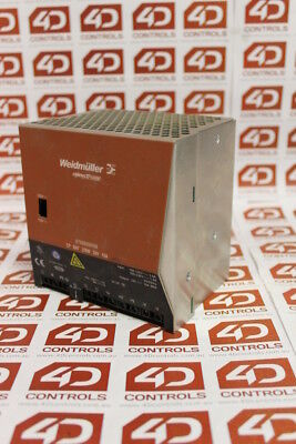 Weidmuller 8708680000 Power Supply - Used