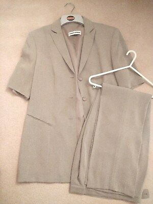 Gerry Weber Ladies Trouser Suit (Size 12) Nearly New