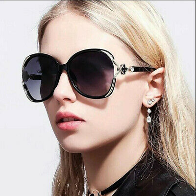 Women's Polarized Sunglasses Driving Eyewear Retro Fashion Outdoor Sun Glasses