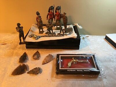 Vintage Lead Figures & Collectable Lot
