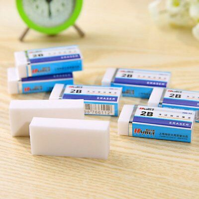 1-Pack Soft Rubber 2B Pencil Eraser For Writing School Nursery Gift  Stationery