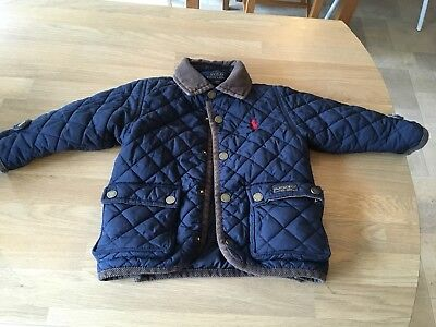 Ralph Lauren Polo Baby Boy Coat