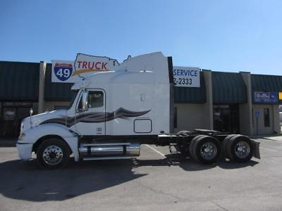 2007 Freightliner Columbia Signature T/A Sleeper