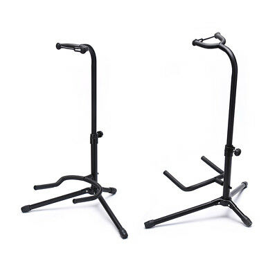 adjustable retractable guitar stand guitar bass instrument shelf folding stand J