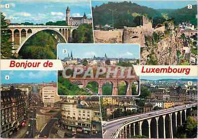 CPM Luxembourg Pont Adolphe