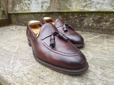 CHEANEY / CHURCH LOAFERS – BROWN / TAN – UK 7.5 – POOLE - EXCELLENT CONDITION