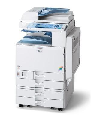 Ricoh Aficio MP C3000 Color Commercial Copier Printer