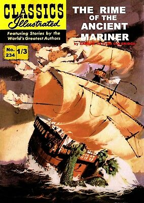 Ci - European Series Translated Into English  - The Rime Of The Ancient Mariner