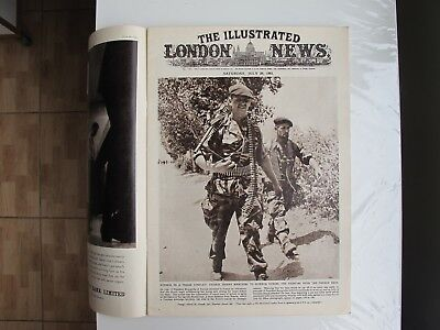 The Illustrated London News - Saturday July 29, 1961