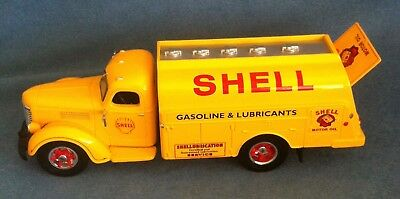 Shell Limited Edition 1949 International Tanker Die-Cast Truck By First Gear