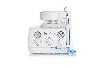 Velopex Aquacare Single Dental Air Abrasion System with Optional Accessories