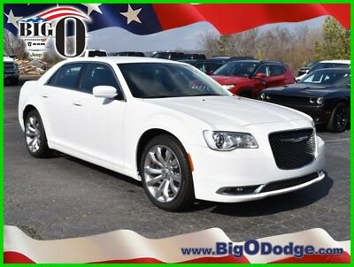 2018 Chrysler 300 Series Touring L 2018 Chrysler 300 Touring L New 3.6L V6 24V Automatic RWD Sedan Premium