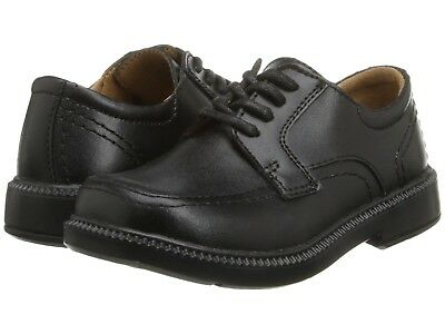 Florsheim BREVARD JR Youth Boys 16513-001 Black Casual Lace Up School Shoes