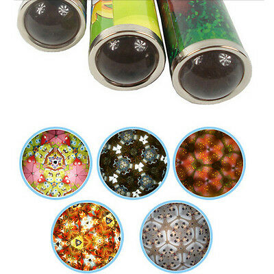 1pc Kaleidoscope Children Kids Educational Toys Science Classic Gift Toy