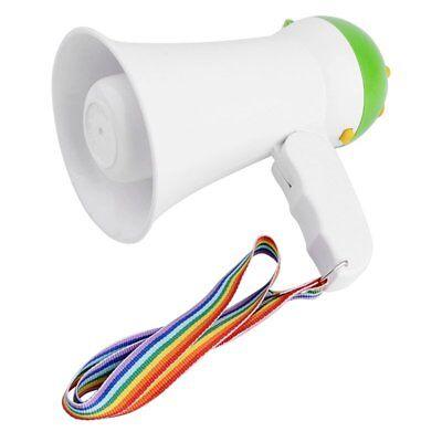 Mini Portable Handheld Megaphone 5W Speaker Bull horn Voice Amplifier【AU Stock】