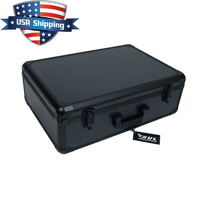 Aluminum Carrying Case for Parrot Bebop 2 FPV and Skycontroller 2 + VR Goggles