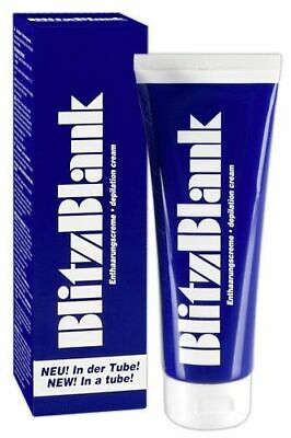 You2Toys BlitzBlank Creme Haarentfernung Intim Enthaarungscreme 125ml Bodylotion