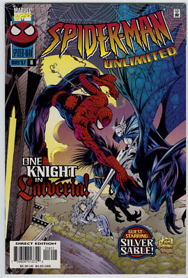 Spider-Man Unlimited (1993 Series) # 16 - May 1997 | 9.2 NM-