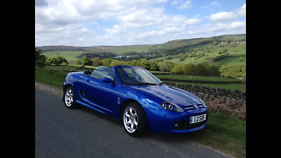 Mg Tf 135 Cool Blue Limited Edition Genuine 29000 Miles