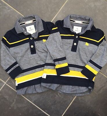 Boys Jasper J Conran Tops, Size 12-18 Months, Ideal for Twins.