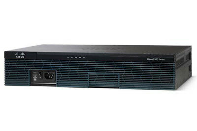 Cisco 2900 Series 2911/K9 Integrated Services Router
