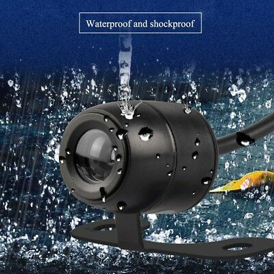 Waterproof Car Rear Front View Cam Wide Angle Reversing Parking Security Camera