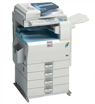 Ricoh Aficio MP C3500 color business printer copier industrial home office