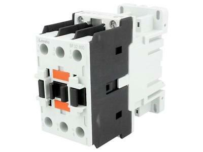 BF3200D024 Contactor3-pole 24VDC 32A NO x3 DIN Series BF -50÷70°C
