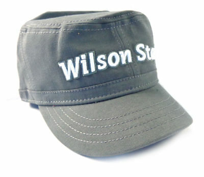 Golf visors hats golf clothing shoes accs golf sporting new wilson staff engineer military gray fitted sm hatcap thecheapjerseys Image collections