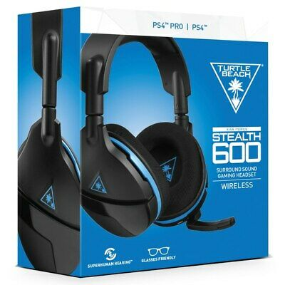 Cuffie Turtle Beach Stealth 600 Cuffia Wireless Gioco Ps4 Stereo Microfono