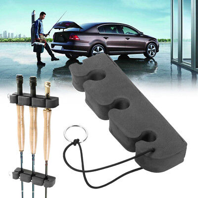 1PCS FLY FISHING Rod Holder Magnetic Portable Car Fly Rod