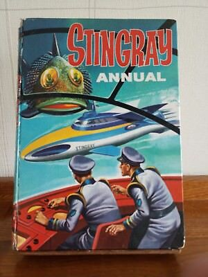 Classic Vintage Stingray Annual Year 1965