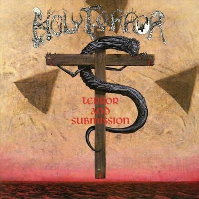 Holy Terror -Terror And Submission - 2008 Factory New Lp