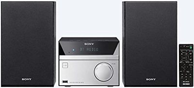 Sony Micro Hi-Fi Stereo Sound System with Bluetooth Wireless Streaming NFC, CD P