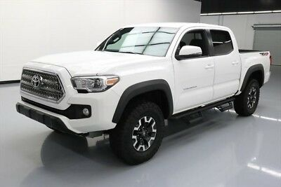 Toyota Tacoma 4x4 TRD Off-Road 4dr Double Cab 5.0 ft SB 6A Texas Direct Auto 2017 4x4 TRD Off-Road 4dr Double Cab 5.0 ft SB 6A Used 4X4