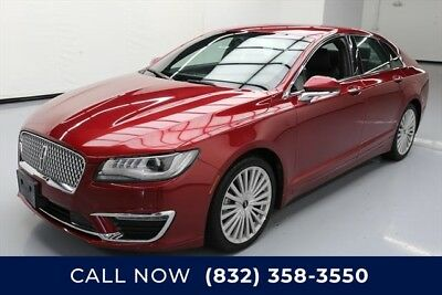Lincoln MKZ/Zephyr Reserve Texas Direct Auto 2017 Reserve Used Turbo 2L I4 16V Automatic FWD Sedan Premium