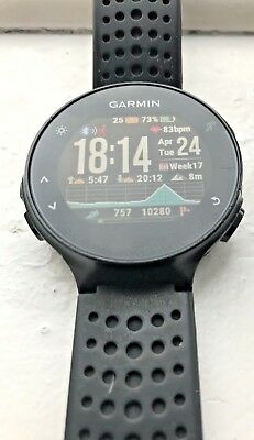 Garmin Forerunner 235 GPS running watch with wrist based heart rate monitor