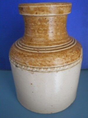 Stephen Green Imperial Potteries Lambeth mid 1800s lovely antique jar; vase; pot