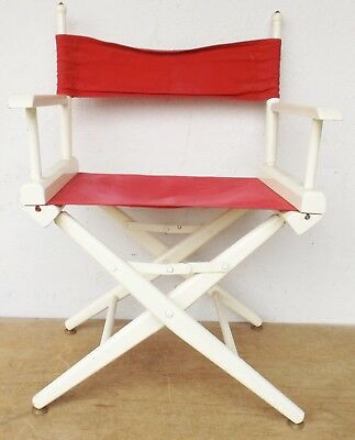 Old Theatre/Folding Chair/Director's Chair 60/70er Vintage Rockabilly no. 2