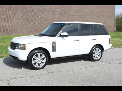 Range Rover HSE Fuji White Land Rover Range Rover with 96,374 Miles available now!