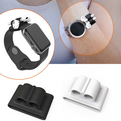 Silicone Case Cover Shockproof Holder For Apple Airpod Air Airpods Accessories