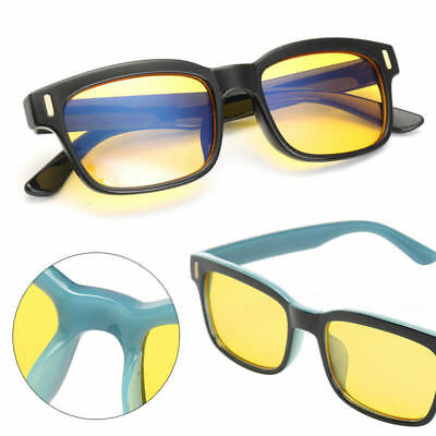 ID87 Gaming Glasses Computer Anti Fatigue Blue Light Blocking UV Protection