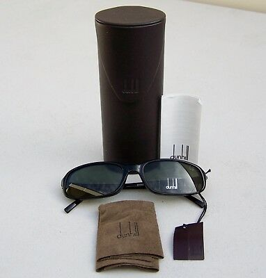 BEAUTIFUL GENUINE VINTAGE DUNHILL SUNGLASSES w CASE