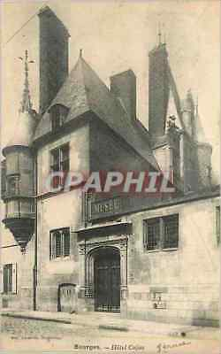 CPA Bourges Hotel Cujas
