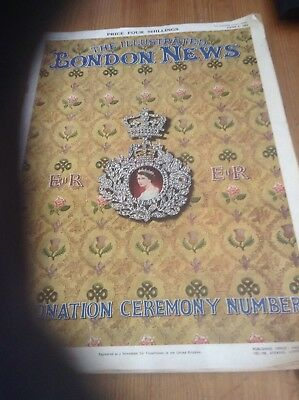 Illustrated London News Coronation 1953