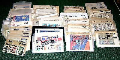 Germany,East (Ddr) -- Dealers Stamp Stock -- 1957-1987  -- Mint