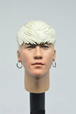 """bigbang 1/6 Scale Head Sculpt The Good For 12"""" Action Figure Hot Toys Body A"""